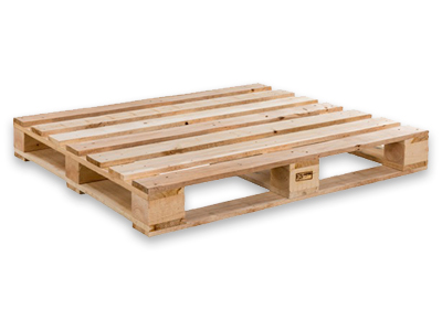 French II. Pallet