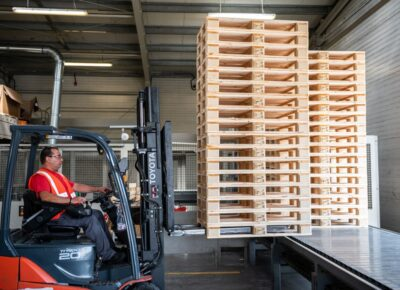 Are pallets going to be taxable also?
