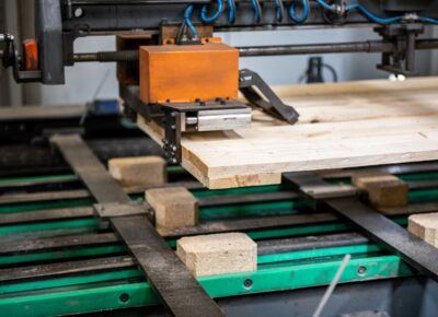 Pallet manufacturing in 5+1 steps (second part)